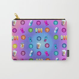 Pattern Dutch bros coffee Carry-All Pouch