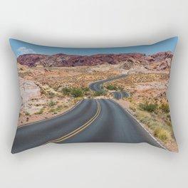 Valley of Fire - Nevada USA Rectangular Pillow