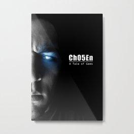 Ch05en: A Tale of Gems Metal Print