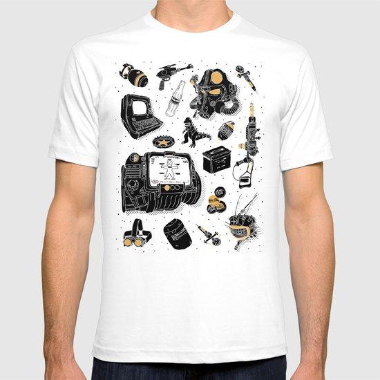Artifacts: Fallout T-shirt