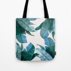 Tropical Palm Print - #4 Tote Bag