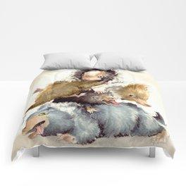 Niffler babies Comforters