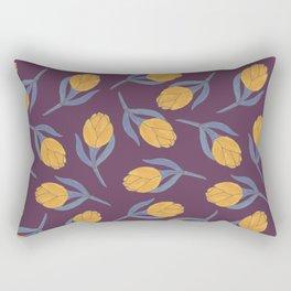 Fresh tulips Rectangular Pillow