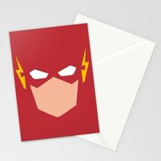 Flash Superhero Stationery Cards