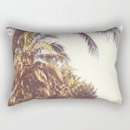 Hawaiian Palms Rectangular Pillow