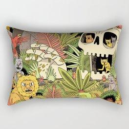 The Jungle Rectangular Pillow