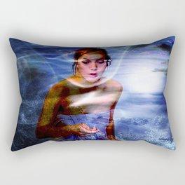 A BIT OF MAGIC TO LIGHT THE WAY Rectangular Pillow