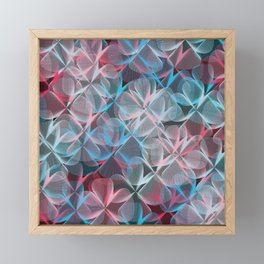 Abstract 159 Framed Mini Art Print