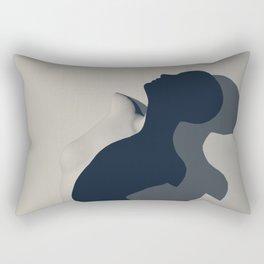 Shadowplay Rectangular Pillow