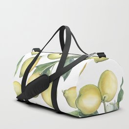 Lemon Fresh Duffle Bag