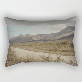 Open Road | Nature Photography Rectangular Pillow