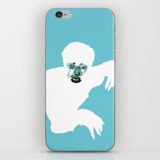 hombrelobo iPhone & iPod Skin