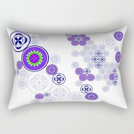 Geo-Tastic Rectangular Pillow