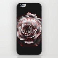 SACRED ROSE iPhone & iPod Skin