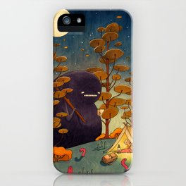 The Opposite iPhone Case