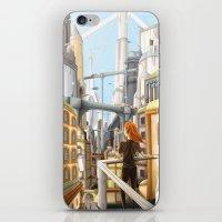 arya stark iPhone & iPod Skins featuring Stark by Rafapasta