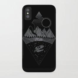 Nightfall II iPhone Case