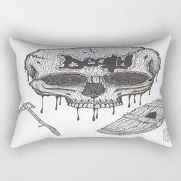 THE DEATH Rectangular Pillow