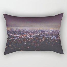 Smokey Skyline Rectangular Pillow