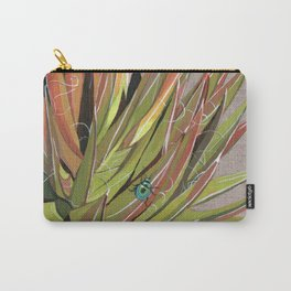 Yucca filifera with beetle Carry-All Pouch