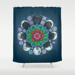 Moondala Shower Curtain