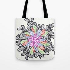 Blooming in the Dark Tote Bag