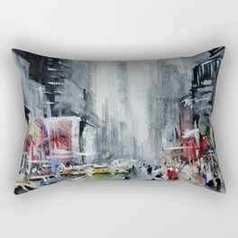 New York - New York Rectangular Pillow