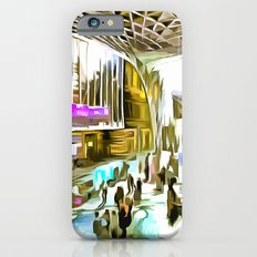 Kings Cross Station London Pop Art Slim Case iPhone 6s