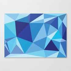 Geometric print Canvas Print