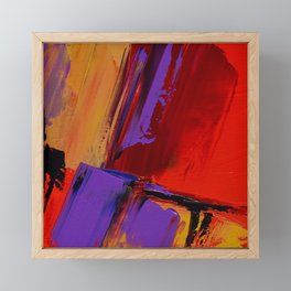 Up and Down - by Elise Palmigiani Framed Mini Art Print