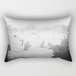 Cimitērium 1680 Rectangular Pillow
