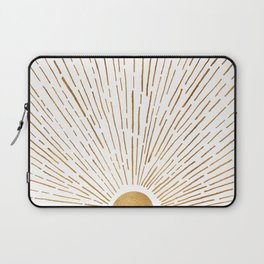 Let The Sunshine In Laptop Sleeve