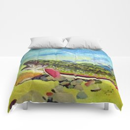 Hungry Trout Comforters