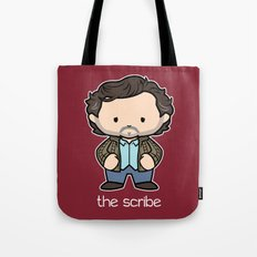 The Scribe Tote Bag