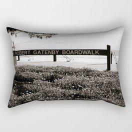 The Robert Gatenby Boardwalk Rectangular Pillow