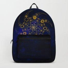 Golden Transitions Backpack