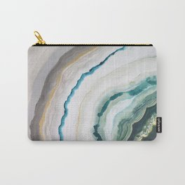 Green Agate #1 Carry-All Pouch