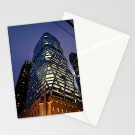 New York Future Stationery Cards