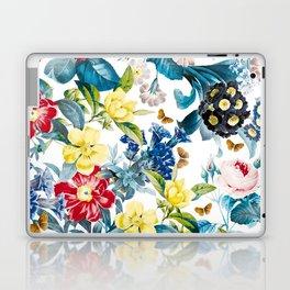 Spring-Summer Botanical Pattern Laptop & iPad Skin