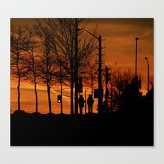 sunday Canvas Print