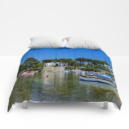 Charms of Cap d'Antibes Comforters