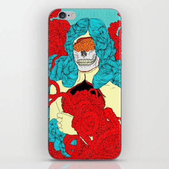 Gale II iPhone & iPod Skin