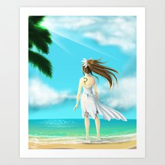 .:Summer Fun:. Art Print
