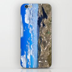 Above the World iPhone & iPod Skin