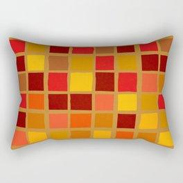 colored mosaic 02 Rectangular Pillow