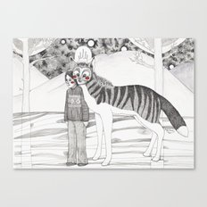 Andres Canvas Print