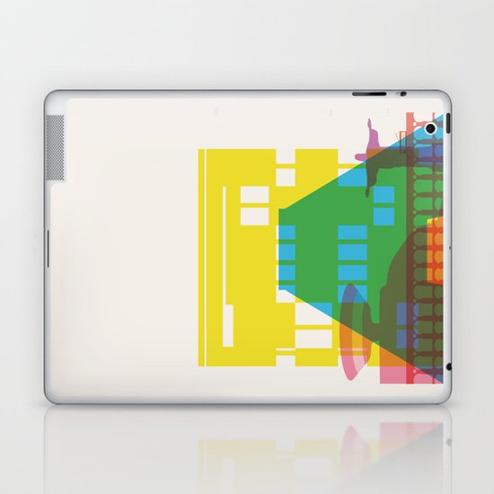 Shapes of Rio. Accurate to scale Laptop & iPad Skin