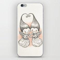 Heart to Heart iPhone & iPod Skin