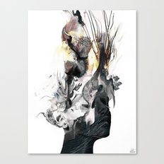 Symphonia Canvas Print