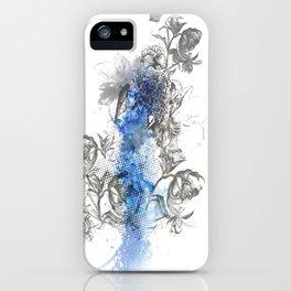 Hawk Illustration iPhone Case